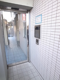 安心のオートロック☆