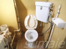 バストイレ同室です!