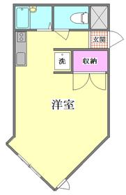 アツミハイツ 203号室