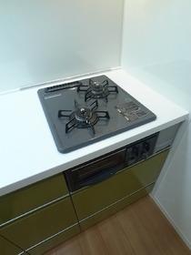 システムキッチンで快適料理☆
