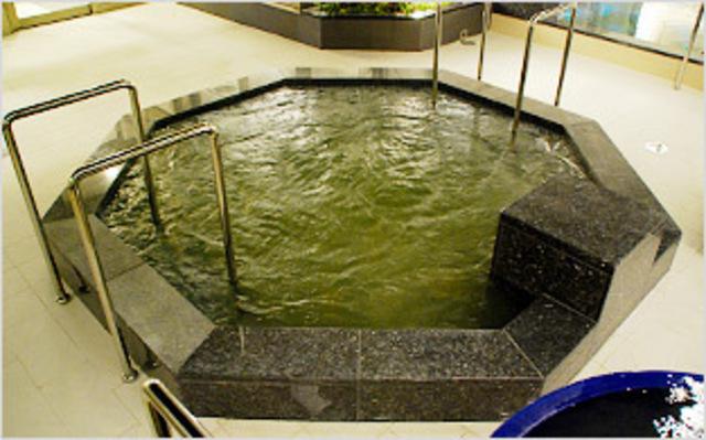 天然温泉「ひなたの湯」