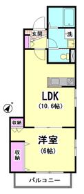 サニーハウス 202号室