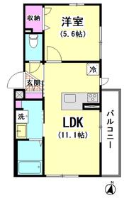 仮)品川区大井7丁目シャーメゾン 201号室