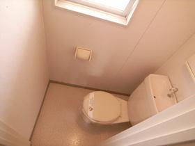 トイレは綺麗に清掃済み!!