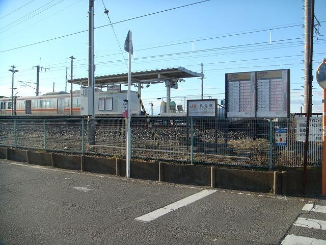 長島駅(JR 関西本線)
