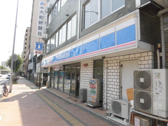 ローソン北長狭店