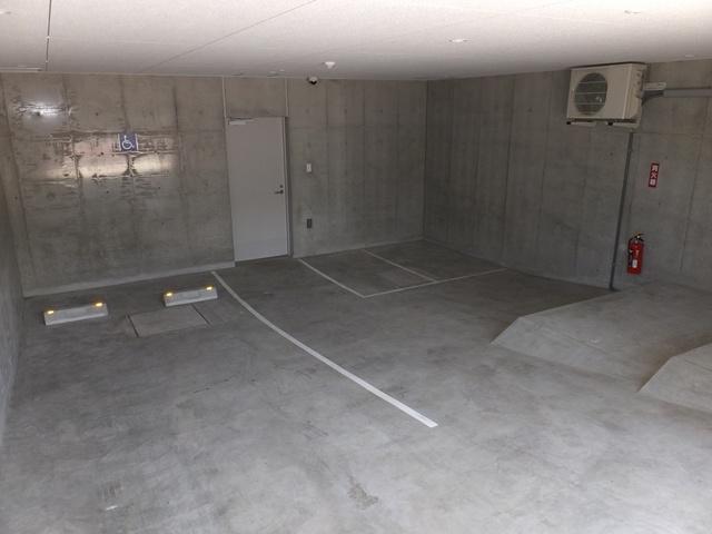 スカイコート品川パークサイドⅢ駐車場