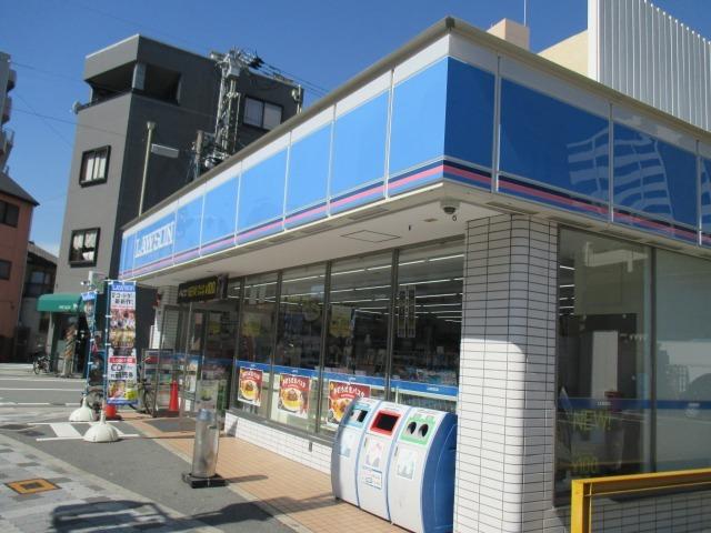 ローソン 本庄東三丁目店