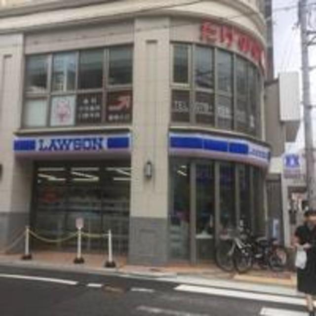 ローソンJR住吉駅前店