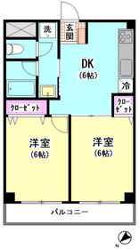 三榮マンション第一 14室フルリニューアル 503号室