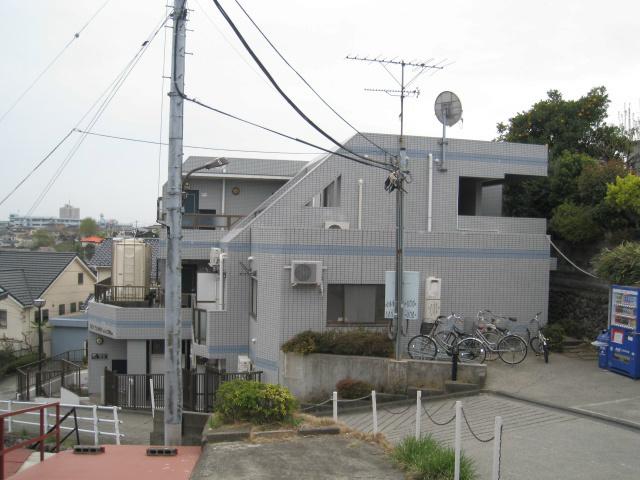 スカイコート町田外観