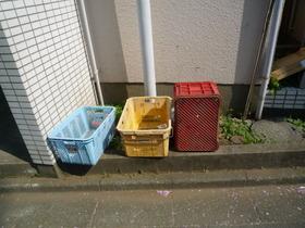 ■ゴミ捨て場