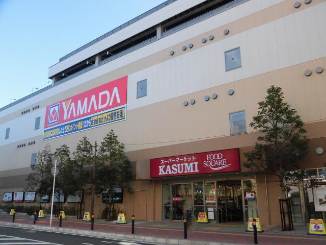ヤマダ電機本八幡店