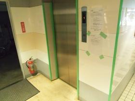 エレベーターも完備です!