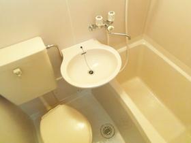 浴室・トイレ・洗面台の3点セットです☆