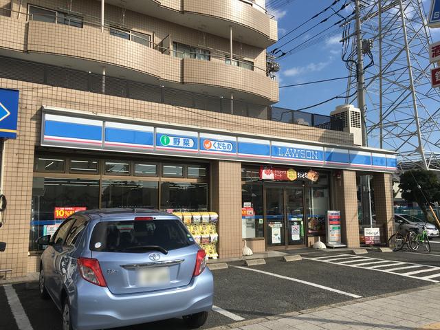 ローソン浦安北栄店