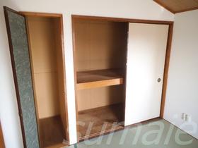 和室の収納スペースです!
