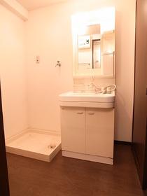 シャワータイプの洗面化粧台が使いやすい!