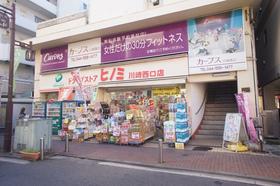 http://image.rentersnet.jp/558b997888dbcc2dcca0c3e41bea8ec2_property_picture_962_large.jpg_cap_ドラッグストアヒノミ川崎西口店