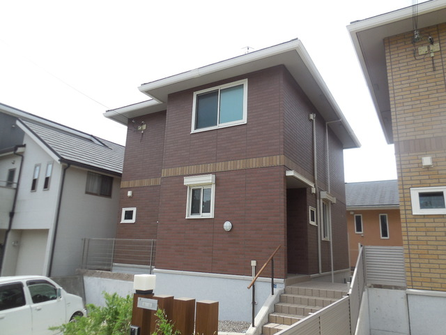 松本様 戸建借家の外観写真