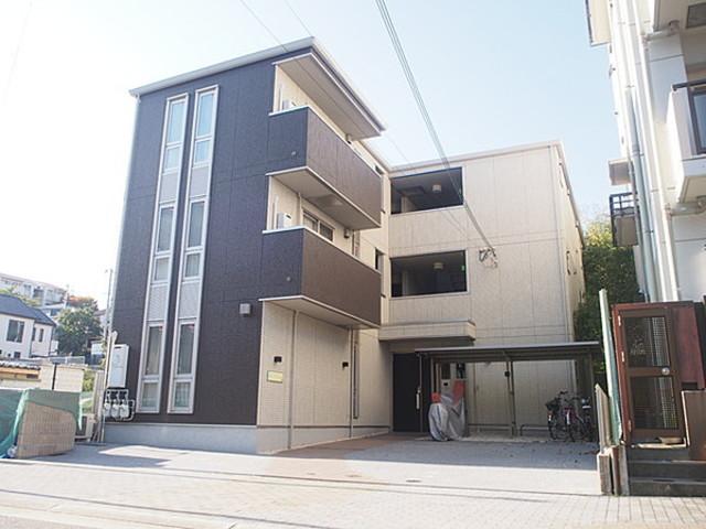 神戸市兵庫区松本通6丁目の賃貸アパート