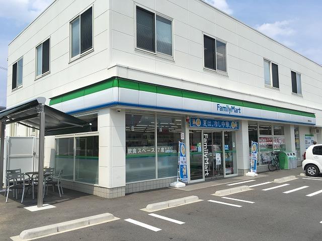 ファミリーマート長野駅東口店