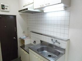 収納設備の整ったキッチン☆