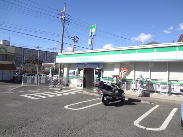 ファミリーマート船橋藤原店