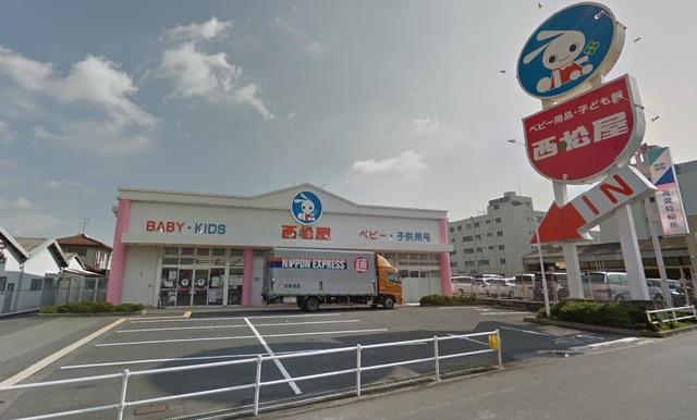 西松屋美原店