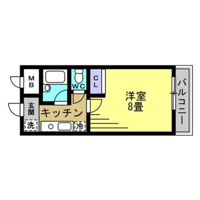 K/洋8帖