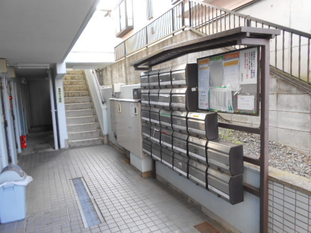 スカイコート横浜港南台共用設備