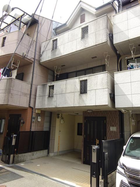 茨木市沢良宜東町戸建住宅/鉄骨/3階建て
