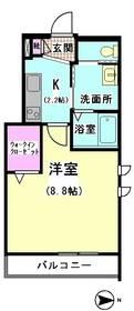 ジャルディーノ大森 108号室
