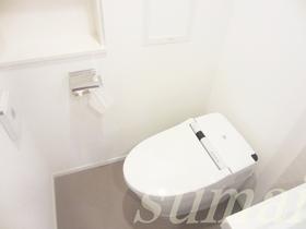 タンクレスの最新式トイレ!!