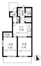 デュ−メゾン 101号室