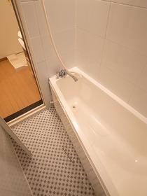 おしゃれな浴槽ですよ☆