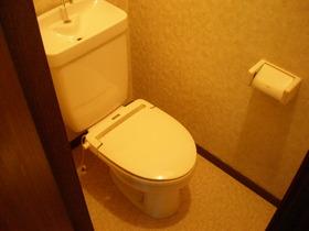 トイレも綺麗に清掃済みです☆