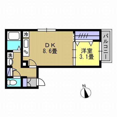 1DK DK8.6 洋3.1
