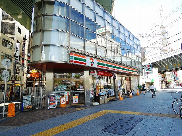 セブンイレブン 野田阪神店