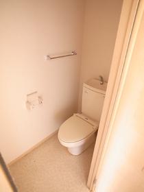 トイレにはウォームレット付き!冬も安心ですね!