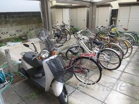 駐輪スペースです☆彡