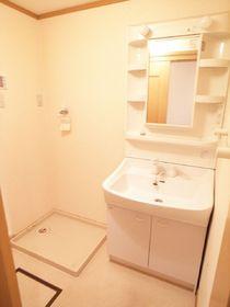 シャンプードレッサータイプの洗面化粧台!
