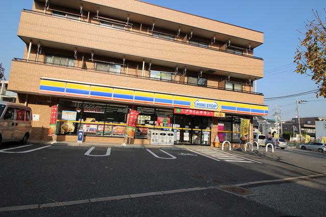 ミニストップ船橋駿河台店