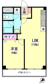 三榮マンション第一 14室フルリニューアル 604号室