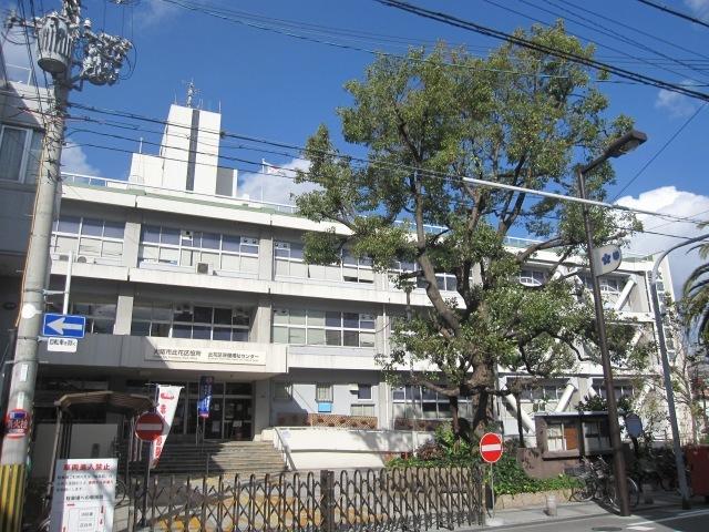 大阪市此花区役所