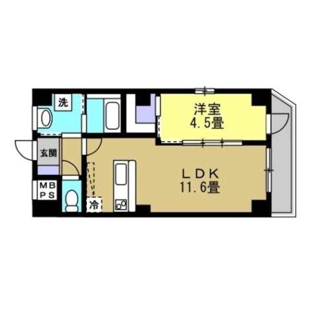 LDK11.6 洋4.5