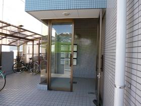 建物入口です!