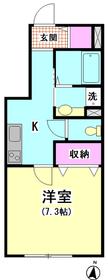 メルヴェイユ K 103号室