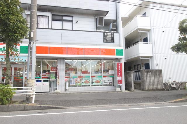 サンクス南行徳2丁目店