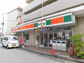 サンクス原木中山店